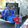 Removing Manatee from transport vehicle (109844588)