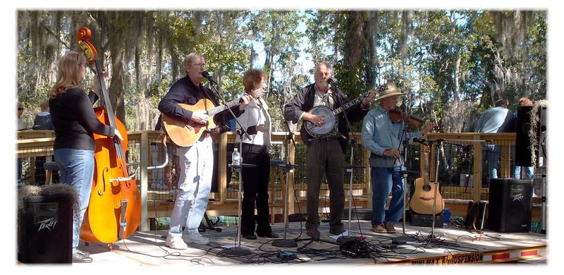 Shade Tree Musicians provided entertainment