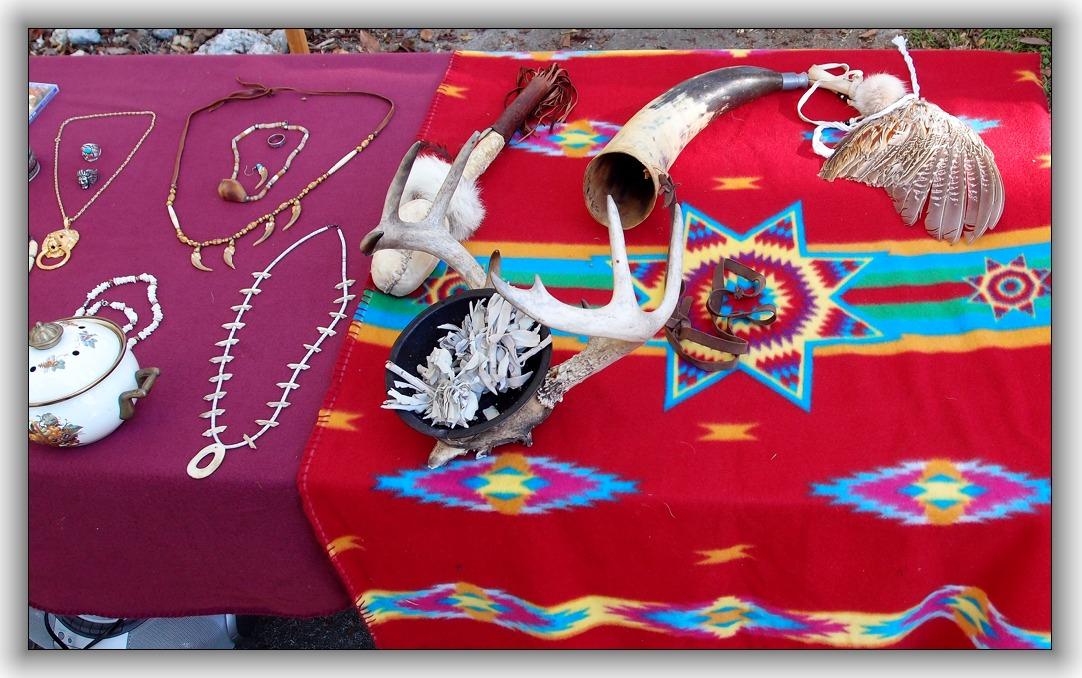 Seminole Indian artifacts