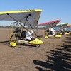 Ultralights arrive at the airport (108421767)