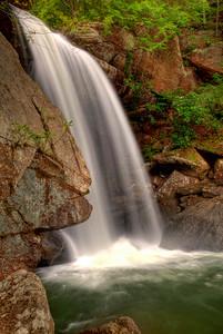 5 image HDR stack of Eagle Falls KY