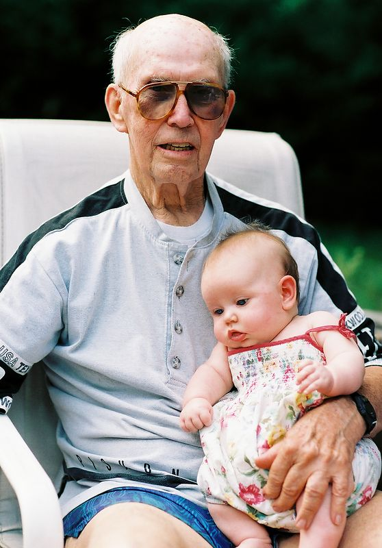 Gramps and Sarah