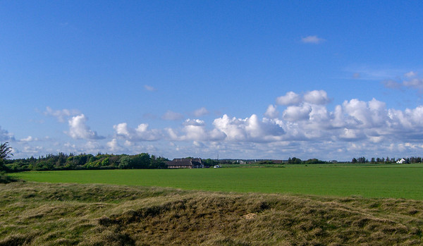 Danish landscabes. Photo: Martin Bager.