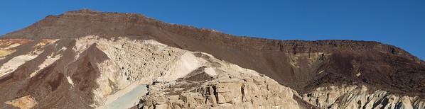 Black Mesa above Ryan (panorama)