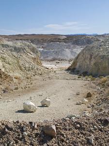 Zeox zeolite mine