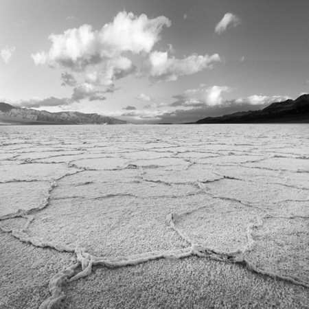 Death Valley B&W Portfolio 2010
