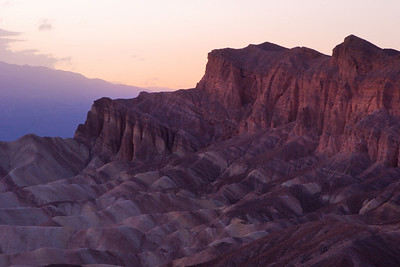 Rock Layers, Death Valley National Park