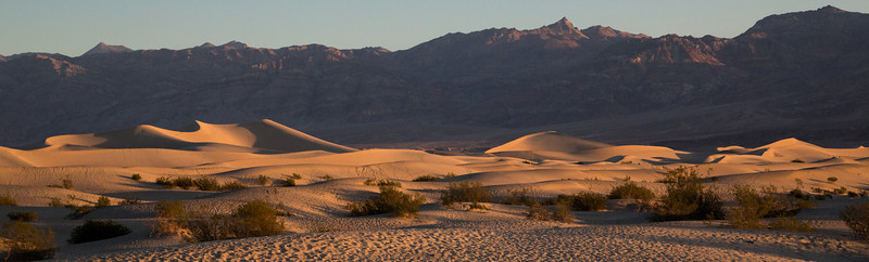 Death Valley and Rhyolite