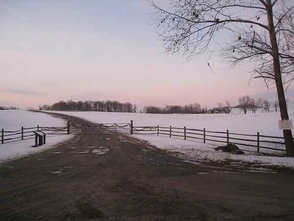 Dec 2009 Loudoun County Snow