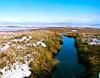 Inter-tidal Marsh area - Nikon N80 scanned