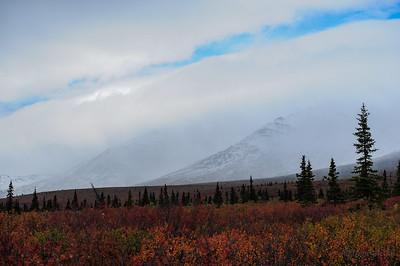 Mountain Wave, Alaska Range