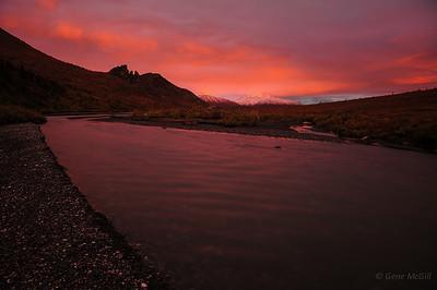 Savage River Sunset