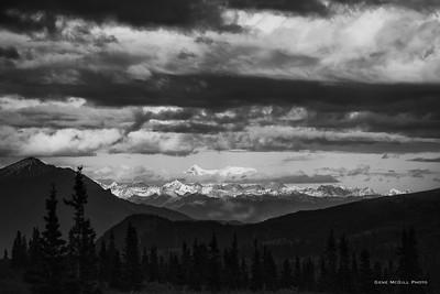 Alaska Range Ridges