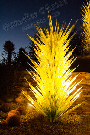 cactus lighted fake Bot Gard 9195
