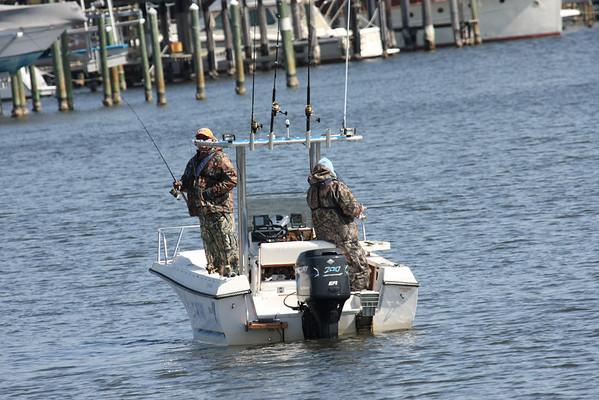 Camo?  For fishing??
