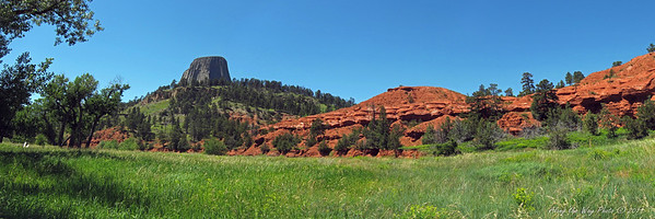 Devils Tower Pano 3