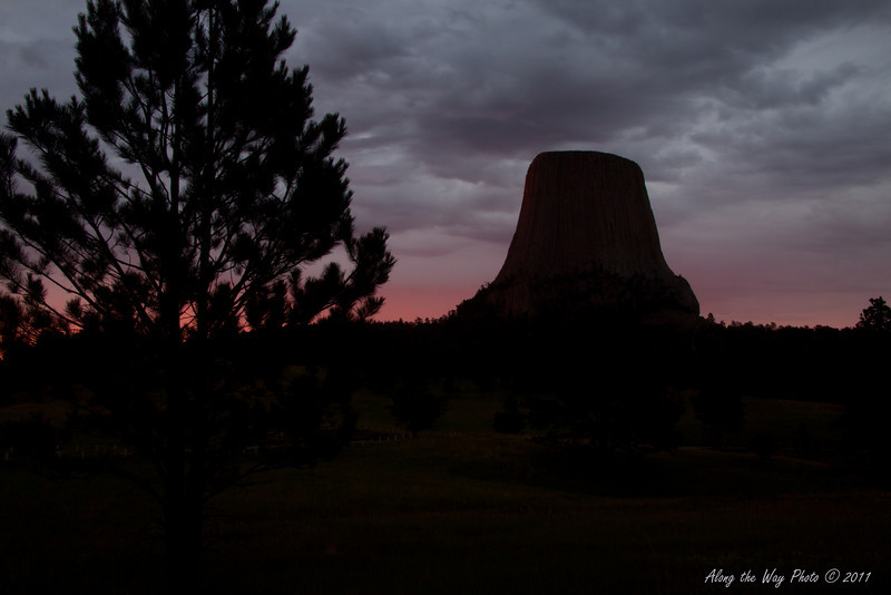 Devils Tower 8027