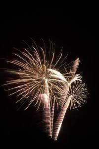 Fireworks burst, #6