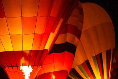 Balloon glow, #2