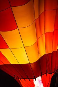 Balloon glow, #1