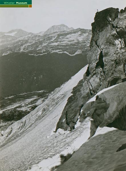 1923 ARCHIVE WMA_P88_005 CARTER Whistler Peak