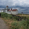 West Point Lighthouse.