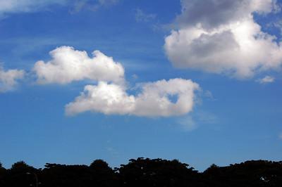 Dramatic Skies - 9th June 2007