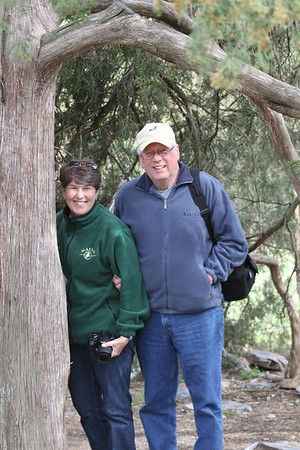 Sue & Gary Seibert - Duke Gardens 3/11