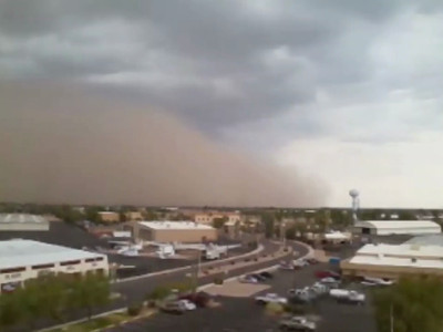 Dust Storms in Arizona