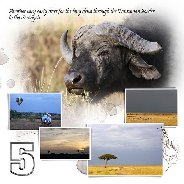 Day 05 Mara to Serengeti 1