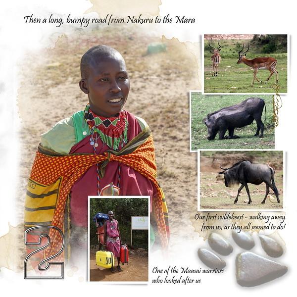 Day 02 Nakuru to Mara 1