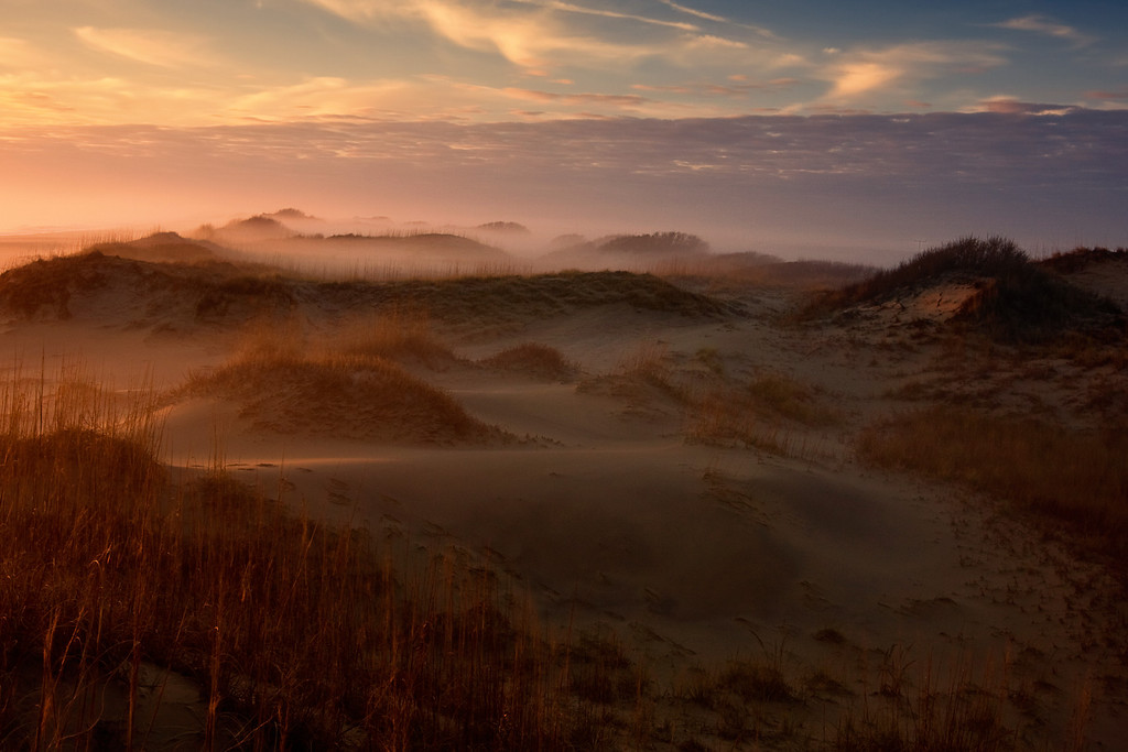 More Foggy Dunes, Back Bay Nat'l Wildlife Refuge, VA