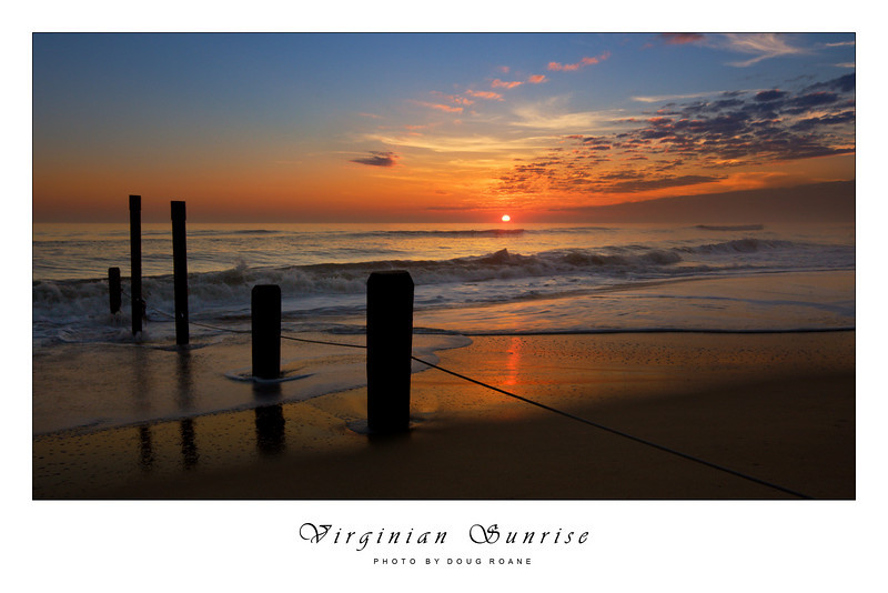 Virginian Sunrise, Sandbridge Beach