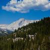 Mt. Conness Yosemite, NP. CA