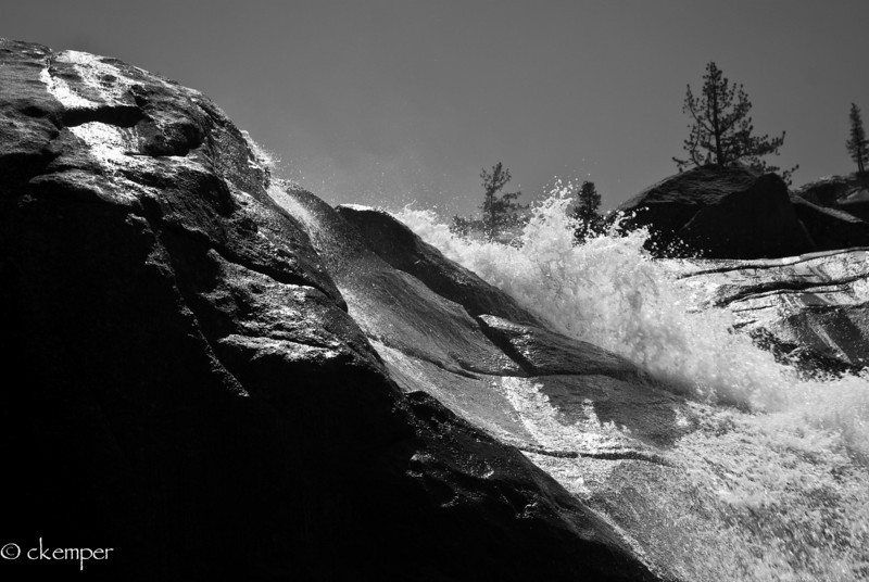 Cascades YNP, CA