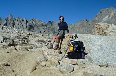 Bishop Pass Summit dusyb20804