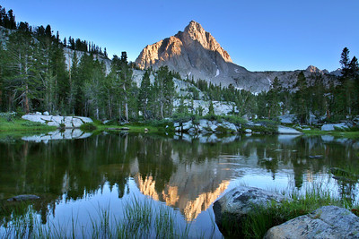 Emerald Lakes, Sabrina Basin 0706_5134