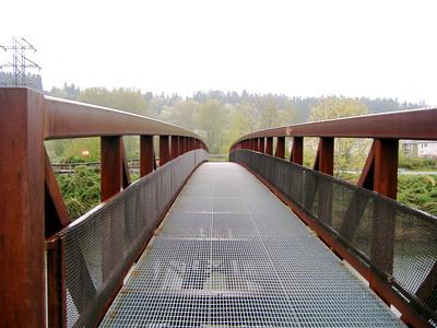 Bridge over the Green River