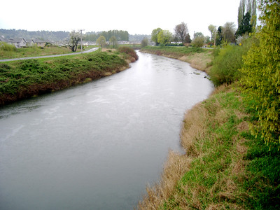 Green River (no killers here)