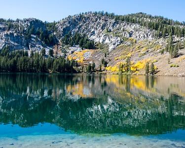 Lake George, Mammoth Lakes.