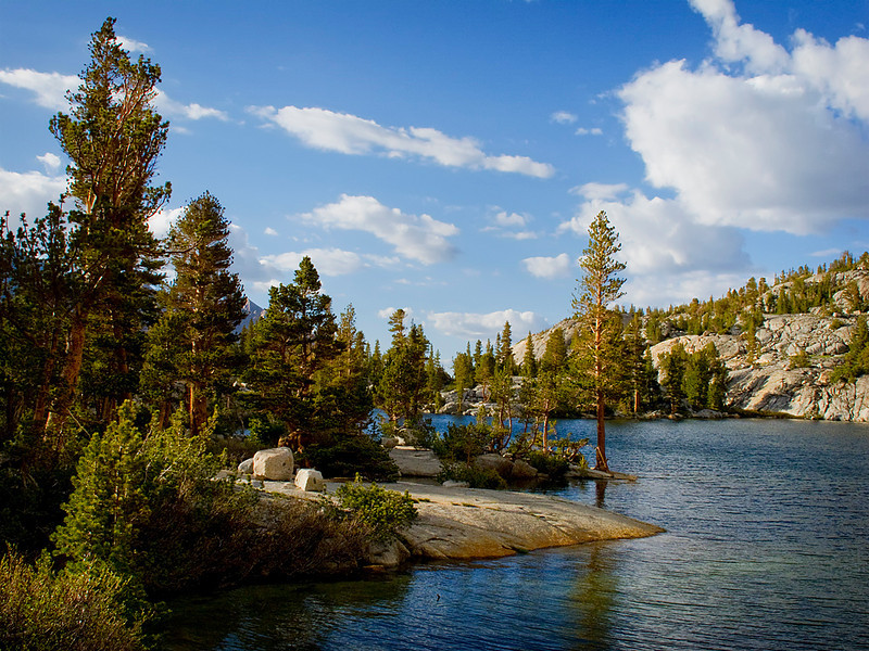 Eastern Sierra Lake