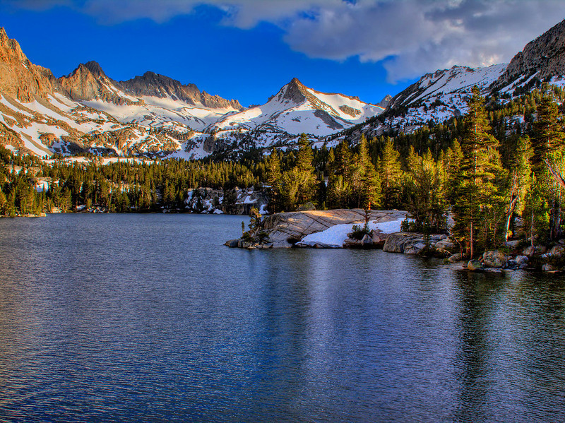 Eastern Sierra Lake 2