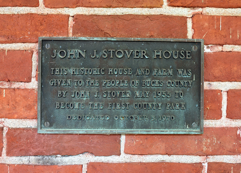 PA-ESF2-2020.9.14#0488.1. Memorial Plaque on the Irwin-Stover House.