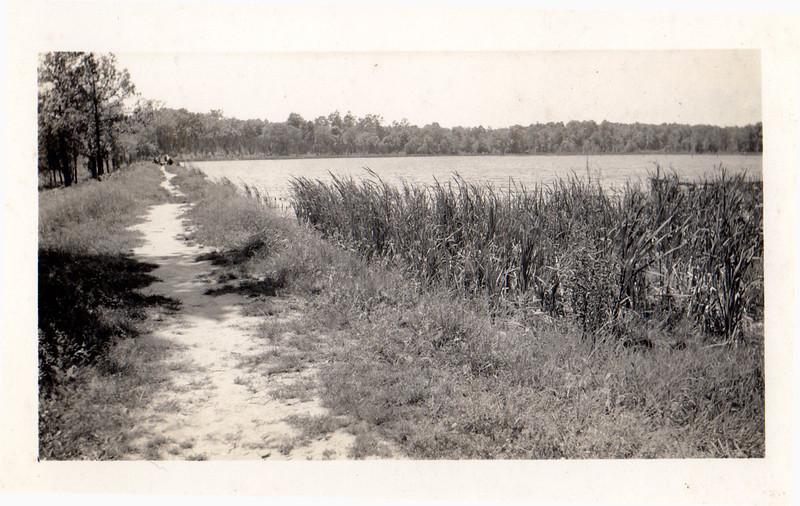 PA-1950's#361. Lake Warren, Nockamixon Township, Bucks County Pennsylvania. Photo courtesy Neil Jesiolowski Sr.