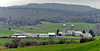 NY-Dairy Farm. Chenango County, New York. #52.054. 1x2 ratio format.