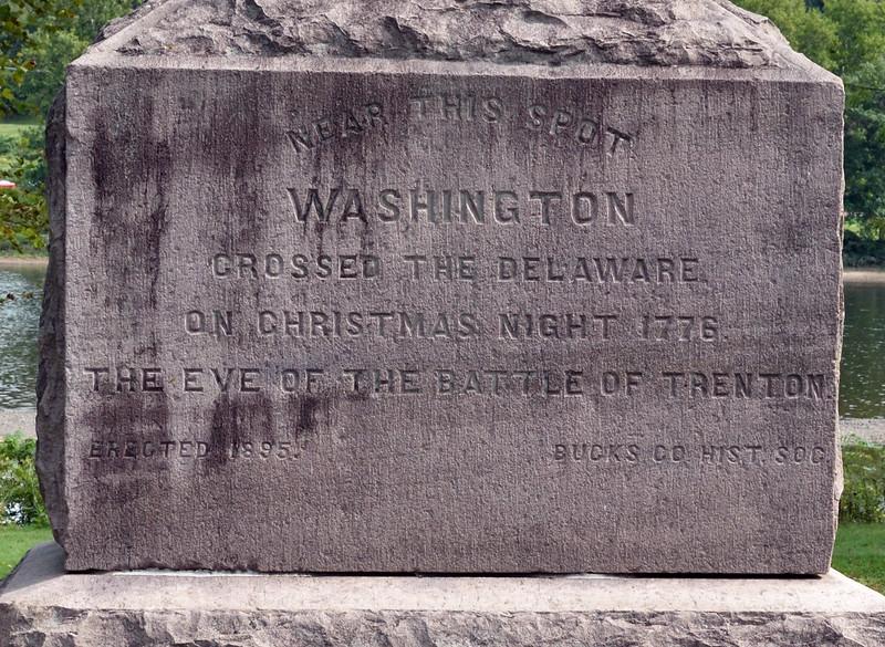PA-WC14-2020.9.15#0684.2. Washington Crossing Historic Park. Bucks County Pennsylvania.