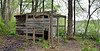 Old Wildlife Hide. Rural Bucks County Pennsylvania. #511.568.