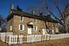 PA-WC3b-2005.2.22#064b. A close view of the Thompson-Neely House. Near Washington Crossing, Bucks County Pennsylvania.