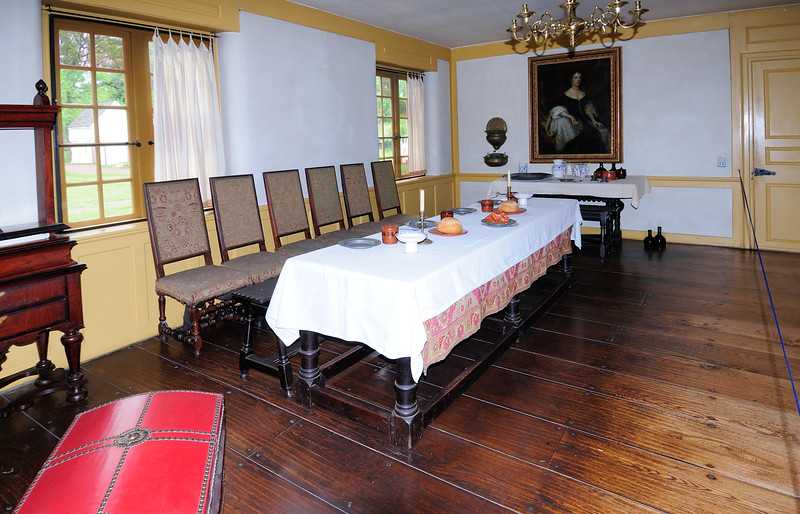 PA-PM11-2012.4.26#004.1. Pennsbury Manor. Bucks County Pennsylvania.