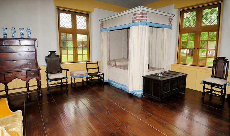 PA-PM9-2012.4.26#003.1. Pennsbury Manor. Bucks County Pennsylvania.
